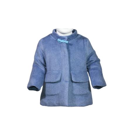 Comprar ropa de niño online Abrigo cierre botones y bolsillos