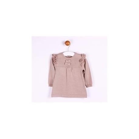 Comprar ropa de niño online Vestido manga corta-ALM-BGI03557