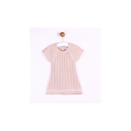Comprar ropa de niño online Vestido manga corta-ALM-BGI03559