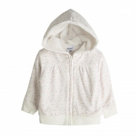 Comprar ropa de niño online Chaqueta con forro felpa estampado