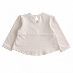 Comprar ropa de niño online Sudadera cuello redondo muñeca con