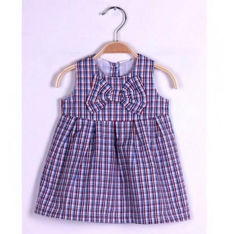 Comprar ropa de niño online Vestido manga corta-ALM-BGV03544