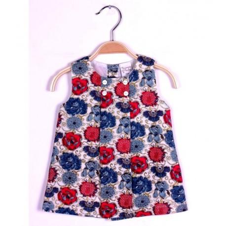 Comprar ropa de niño online Vestido manga corta-ALM-BGV04510