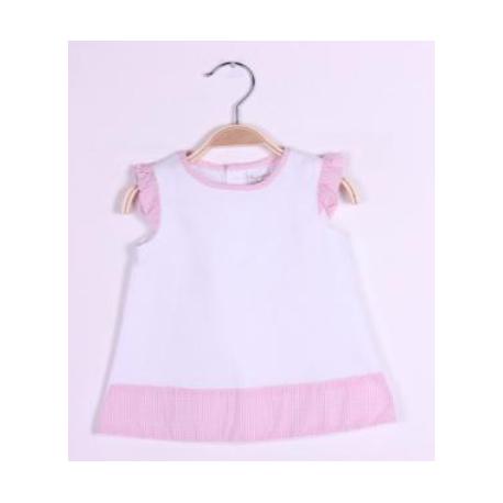 Comprar ropa de niño online Vestido manga corta con