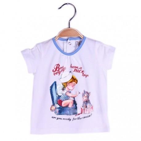 Comprar ropa de niño online Camiseta con dibujo-ALM-BGV04573