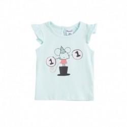 Camiseta con un dibujo de un ratón-ALM-BGV07546