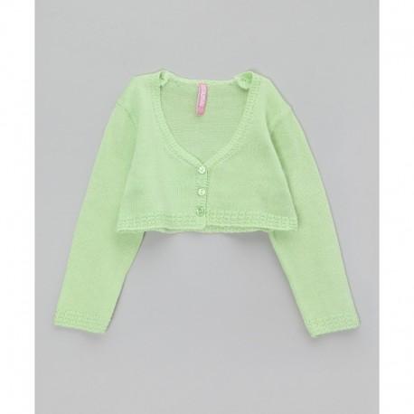 Comprar ropa de niño online Torera manga larga-ALM-BGV10510
