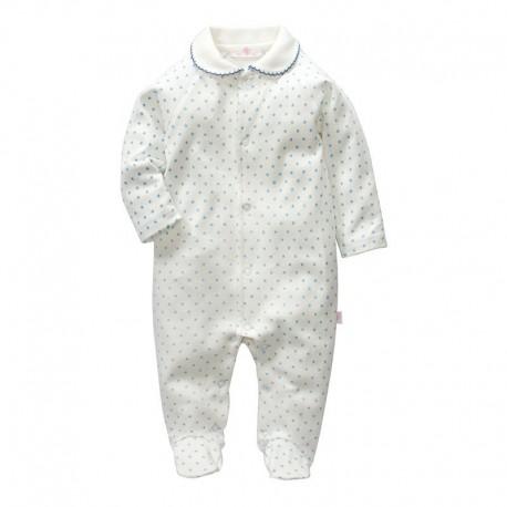 Comprar ropa de niño online Pelele manga larga estampado