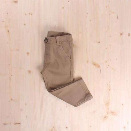 Comprar ropa de niño online Pantalón largo dos bolsillos y