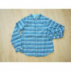 Camisa invierno cuadros azules-verdes-ALM-DDT3090