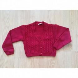 Comprar ropa de niño online Torera de punto dibujo