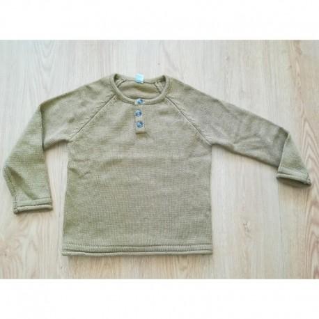 Comprar ropa de niño online Jersey de punto cuello con