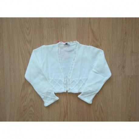 Comprar ropa de niño online Torera de punto abierta-ALM-DDT4090