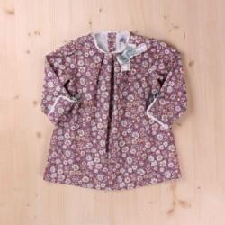 Comprar ropa de niño online Vestido bebe flores y