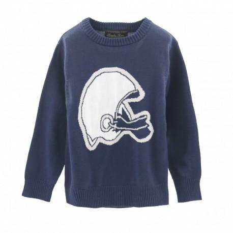 Comprar ropa de niño online Jersey con un casco-ALM-JBI05247