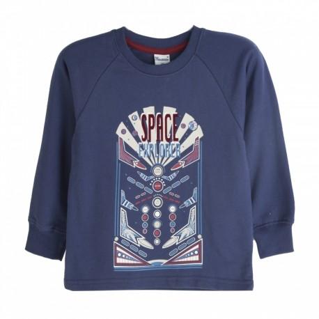 Comprar ropa de niño online Sudadera con dibujo-ALM-JBI06243