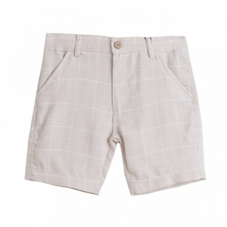Comprar ropa de niño online Bermudas a cuadros