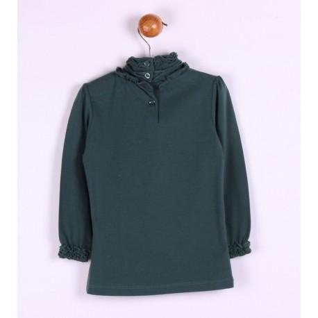Comprar ropa de niño online Camiseta con cuello-ALM-JGI03750