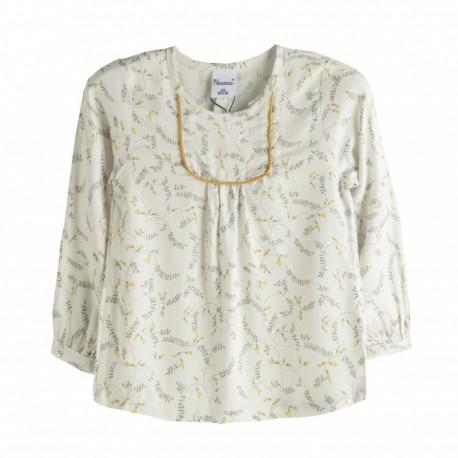Comprar ropa de niño online Camisa con flores-ALM-JGI06718