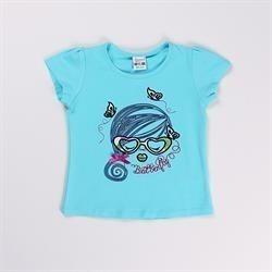 Camiseta con manga corta-ALM-JGV06711