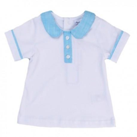 Comprar ropa de niño online Camiseta mc cuello