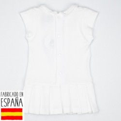 Vestido patuco - Babidú - BDV-90320