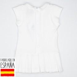 Vestido patuco - Babidú - BDV-90320-1