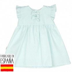Vestido topitos - Babidú - BDV-91407-1