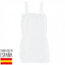 Camiseta niña tirante perle - Babidú - BDV-4102
