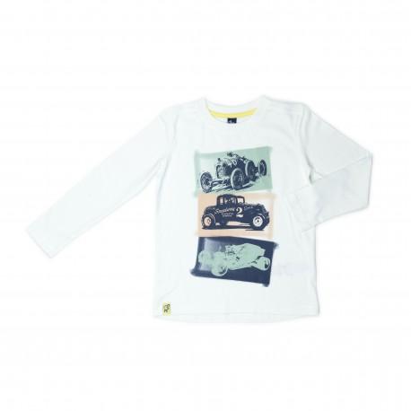 Comprar ropa de niño online Camiseta con dibujo-ALM-281142