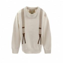 Jersey punto manga larga 100% algodón