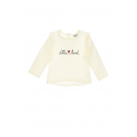 TMBB-LMRH0026-B proveedor ropa de niñas Camiseta mg larga