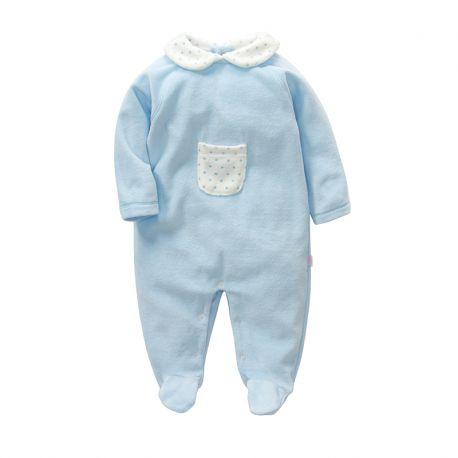 Comprar ropa de niño online Pelele tundosado