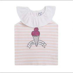 Camiseta con un helado-ALM-JGV69832