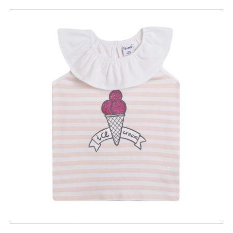 Comprar ropa de niño online Camiseta con un helado-ALM-JGV69832