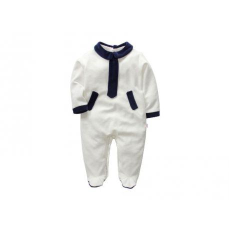 Comprar ropa de niño online Pelele tundosado detalle