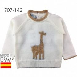 Jersey cuello redondo jirafa - Pecesa - PCI-707-142