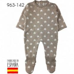 Pelele manga larga estrellas - Pecesa - PCI-963-142