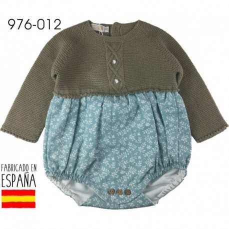 PCI-976-012 fabricantes de ropa de bebé Pelele manga larga