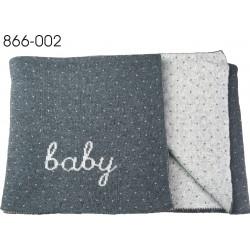 Mantita baby - Pecesa - PCI-866-002