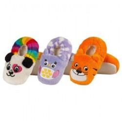 Zapatillas bebé tundosadas