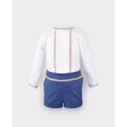 LOI-1010010601 La Ormiga ropa infnatil al por mayor Conjunto