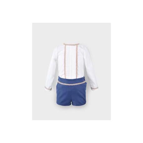 LOI-1010010602 La Ormiga ropa infnatil al por mayor Conjunto