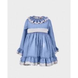Vestido bb pequeño-LOI-1010051405-La Ormiga