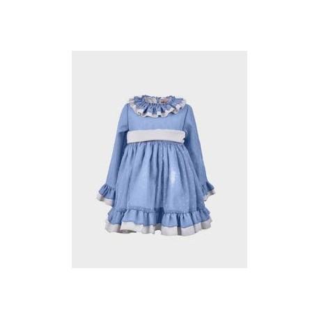 LOI-1010051405 La Ormiga ropa infnatil al por mayor Vestido bb