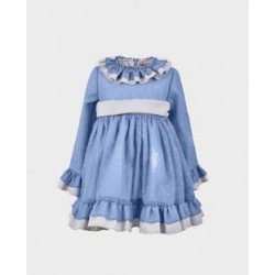 Vestido niña pequeño-LOI-1010051406-La Ormiga
