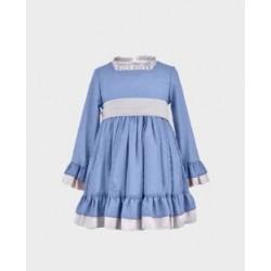 LOI-1010051410 La Ormiga ropa infnatil al por mayor Vestido