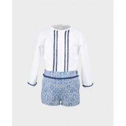 LOI-1010121401 La Ormiga ropa infnatil al por mayor Conjunto