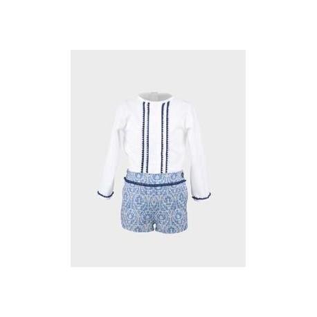 LOI-1010121402 La Ormiga ropa infnatil al por mayor Conjunto