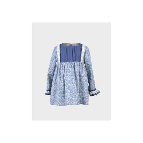 LOI-1010121405 La Ormiga ropa infnatil al por mayor Vestido bb